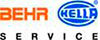 BEHR HELLA SERVICE 8MP 376 810-851, 9XR 376 818-121