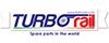 TURBORAIL Turbocompresor, sobrealimentación, Nº de artículo 900-00008-000, OE número 9657603780