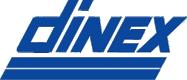 DINEX 48233 Abgasrohr vorne, Länge: 370mm für MAN
