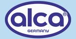 Nummerskyltshållare ALCA 828000 För VOLVO, VW, BMW, AUDI