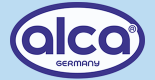 Licence plate holder ALCA 828000 for BMW, FORD, MERCEDES-BENZ, VW