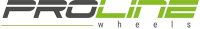 PROLINE PXV Felge Artikelnummer 03916500 6xR15 d58.10 ET35 4x98 mattschwarz Front poliert