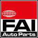 Timing belt kit FAI AutoParts for MAZDA