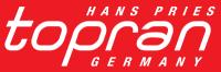 TOPRAN 115792 Ladeluftkühler für VW, AUDI, SKODA, SEAT, VOLVO