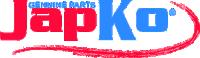 JAPKO 500043 Bremsbelagsatz, Scheibenbremse Vorderachse für VW, AUDI, SKODA, SEAT, SMART