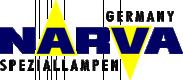 NARVA Innenraumbeleuchtung AUDI 100