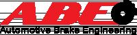 ABE C1G055ABE Bremsbelagsatz, Scheibenbremse Vorderachse, nicht für Verschleißwarnanzeiger vorbereitet für FORD, VOLVO, CITROЁN, MAZDA, FORD USA