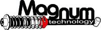 Magnum Technology AGB020MT Stoßdämpfer Vorderachse, Zweirohr, Gasdruck, Federbeineinsatz, oben Stift für BMW