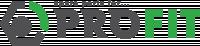 PROFIT 50001398 Juego de pastillas de freno Eje delantero, con sensor de desgaste incorporado para VOLKSWAGEN, SEAT, AUDI, SKODA, PORSCHE