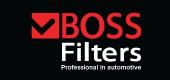 Online catálogo de Recambios coche de BOSS FILTERS