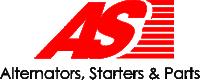 AS-PL A0042PR Lichtmaschine Generator-Ladestrom: 90A, Spannung: 12V für VW, AUDI, SKODA, SEAT