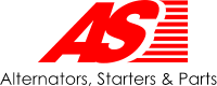 AS-PL A3532PR Lichtmaschine 12V 70A für VW, AUDI, SKODA, SEAT