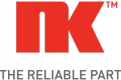 NK 224745 Bremsbelagsatz, Scheibenbremse mit integriertem Verschleißwarnkontakt, mit Anti-Quietsch-Blech, ohne Zubehör für VW, AUDI, SKODA, SEAT, SMART