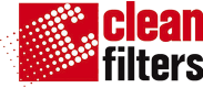 CLEAN FILTER DO1819 Filtro de aceite Filtro enroscable para FORD