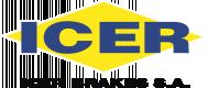 ICER 181349 Juego de pastillas de freno con contacto avisador de desgaste, Front para VOLKSWAGEN, SEAT, AUDI, SKODA, PORSCHE