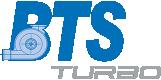 Montagesatz Auspuff BTS TURBO VW