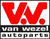 VAN WEZEL Воден радиатор MAZDA