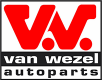 VAN WEZEL Hűtőradiátor