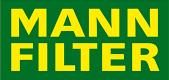 MANN-FILTER Air filter MAZDA
