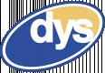 DYS 2423095 Axialgelenk, Spurstange beidseitig, Vorderachse für CITROЁN, MITSUBISHI