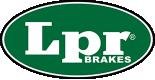 LPR 05P1190 Bremsbelagsatz, Scheibenbremse für FORD, VOLVO, CITROЁN, MAZDA