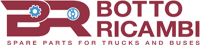 BOTTO RICAMBI BREL2599 Sensore, Temperatura refrigerante per SAAB, TVR