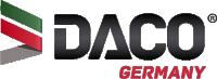 DACO Germany 452629L Stoßdämpfer Vorderachse links, Zweirohr, Gasdruck, Federbein, oben Stift für NISSAN