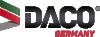 RENAULT ac 2011 Soffietti parapolvere & tampone ammortizzatore DACO Germany PK3005