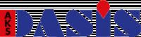 AKS DASIS Radiador de motor FORD FOCUS