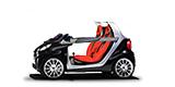 Ricambi Auto SMART CROSSBLADE