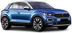 Volkswagen T-ROC parts catalogue online