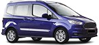 Abgasanlage FORD Tourneo Courier