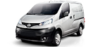 Light bulbs NISSAN NV200