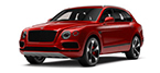 Car spare parts BENTLEY BENTAYGA