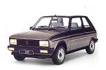 PEUGEOT 104  pièces d'automobile