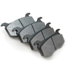 Brake pads NISSAN from HELLA