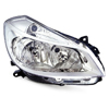 Headlights ABARTH from HELLA