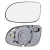 Glass for wing mirror
