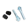Brake caliper bolt LEXUS from METZGER