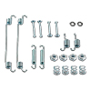 Brake shoe fitting kit
