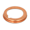 Oil drain plug gasket from GLASER buy online