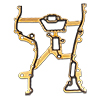 Timing cover gasket from REINZ buy online