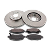 Brake discs and pads set from STARK buy online