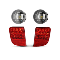 Fog lights for MERCEDES-BENZ C-Class Saloon (W204)