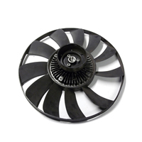 Radiator fan for VW