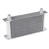 Oil cooler for MAZDA