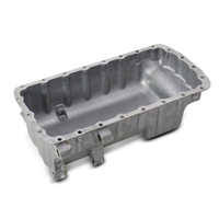 Oil sump for SSANGYONG MUSSO