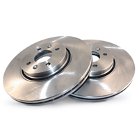 Car Brake discs and rotors rear and front, front and rear SSANGYONG Rodius/Turismo II Top quality for a top price