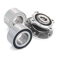 SASIC Wheel bearing rear and front - Top quality for a top price