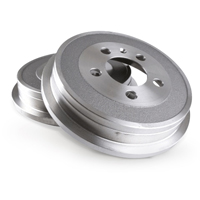 MAPCO Brake drum front and rear - Top quality for a top price